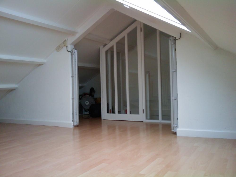 Zolder slaapkamer maken for Slaapkamer op de zolderfotos